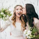 Diese Hochzeitstrends sind 2017 out