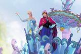 Disneyland, Frozen, Eiskönigin, Anna, Elsa