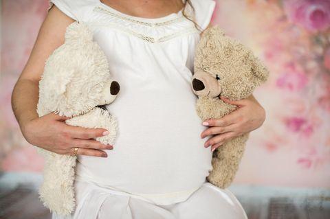 zwillinge babybauch