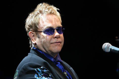 """Elton John an """"seltener und potentiell tödlicher Infektion"""" erkrankt!"""