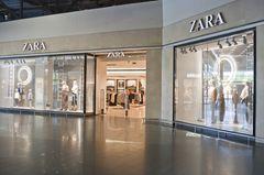 Ein Rock von Zara stößt auf harte Kritik