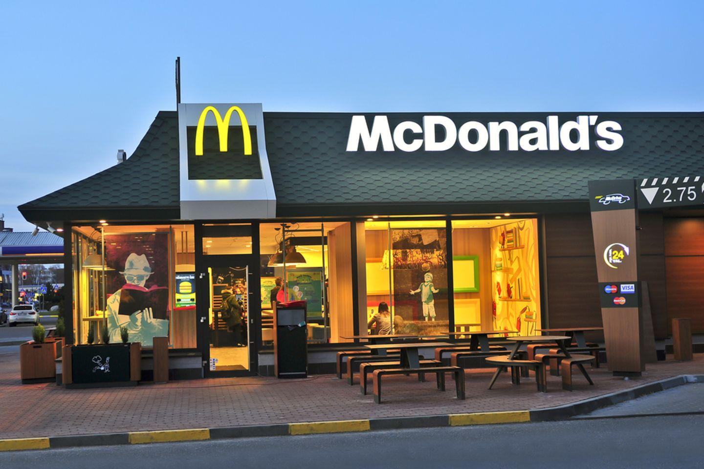 Geheimer Test bei McDonald's: Diese Neuheit ist KEIN Burger!