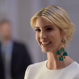 Ivanka Trump lässt ihre Mode in China herstellen