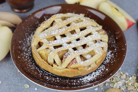 Veganer Apfelkuchen
