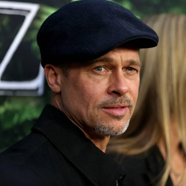 Brad Pitt hat jahrelang Alkohol getrunken