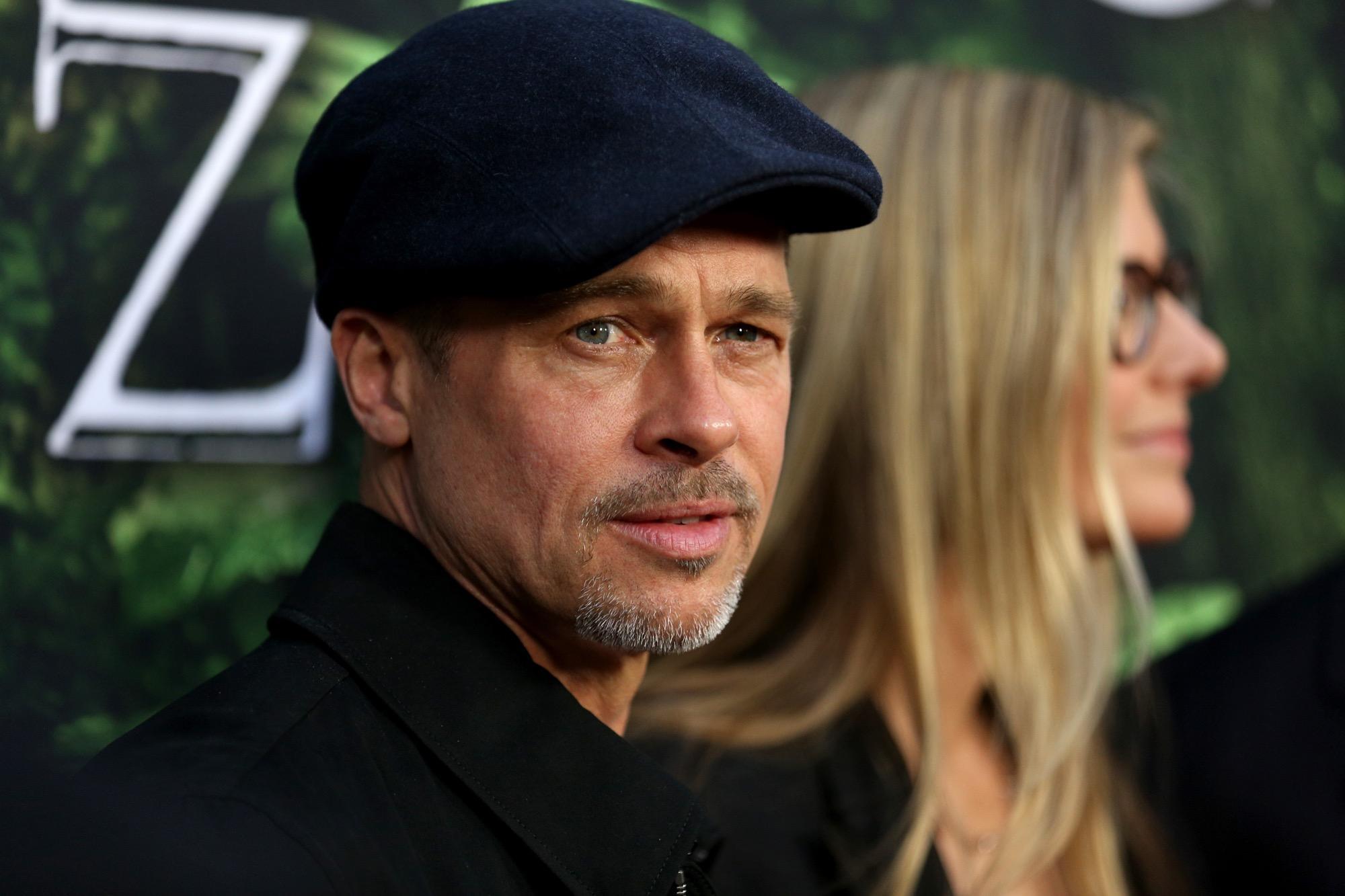 Brad Pitt, Ryan Gosling und Co: Die heiesten Nackt