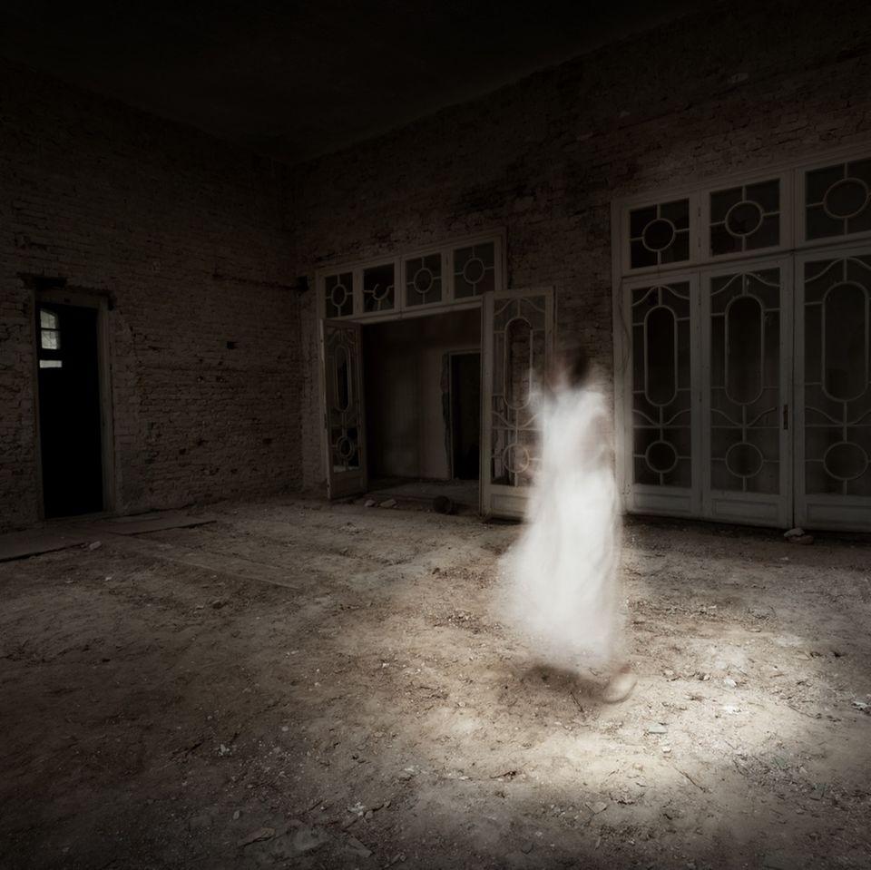 Geisterglaube und Séancen: Ein Besuch bei Spiritualisten