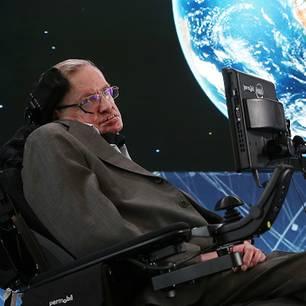 Stephen Hawking 76 Letzte Botschaft Veröffentlicht Brigittede