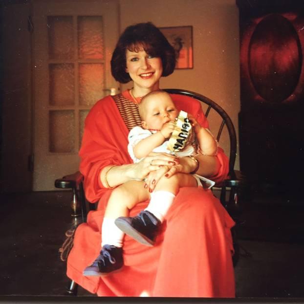 Beauty-Redakteurin Karo mit ihrer Mama
