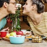 Rezepte für die jeweilige Beziehungsphase