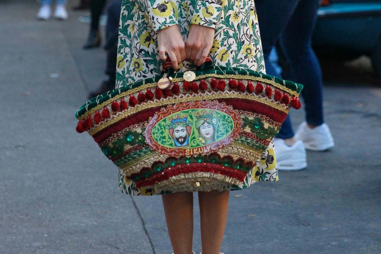 Korbtaschen sind der neue Trend