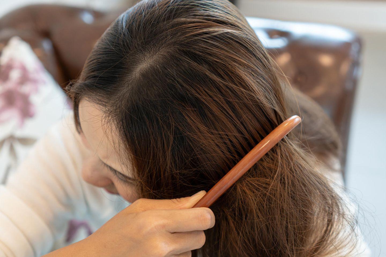 Haare bürsten – bei Depressionen wird Körperhygiene zur Qual