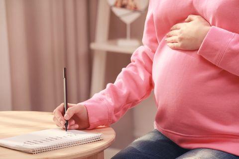 Den richtigen Namen für das Baby finden