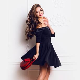 Schwarzer Kleider für Hochzeitsgäste: ein No-Go?