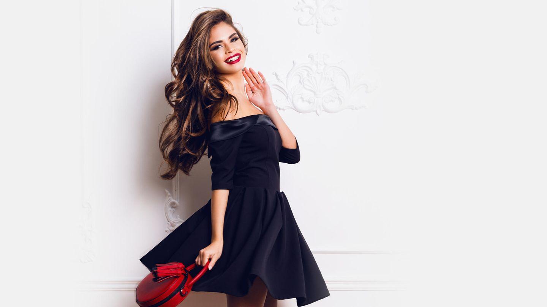 schwarze kleider für hochzeitsgäste: stylisch oder no-go
