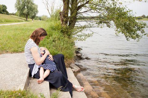 Warum ich mein Kind 32 Monate lang gestillt habe - ungeplant