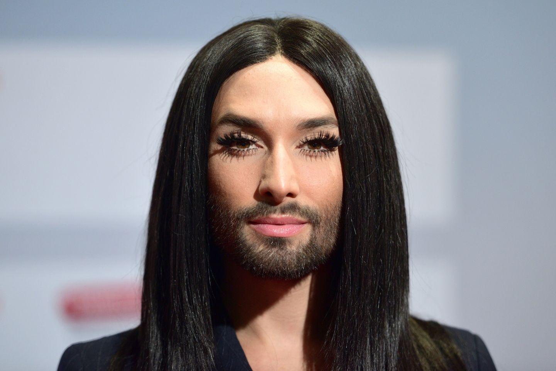 Bye bye Conchita Wurst! So sieht die Kultfigur mit Bart in Wirklichkeit aus