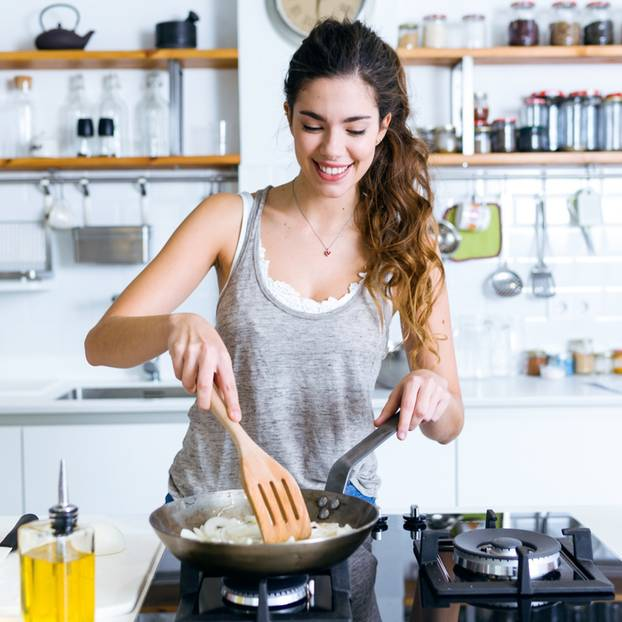Cooking faster: with these tips