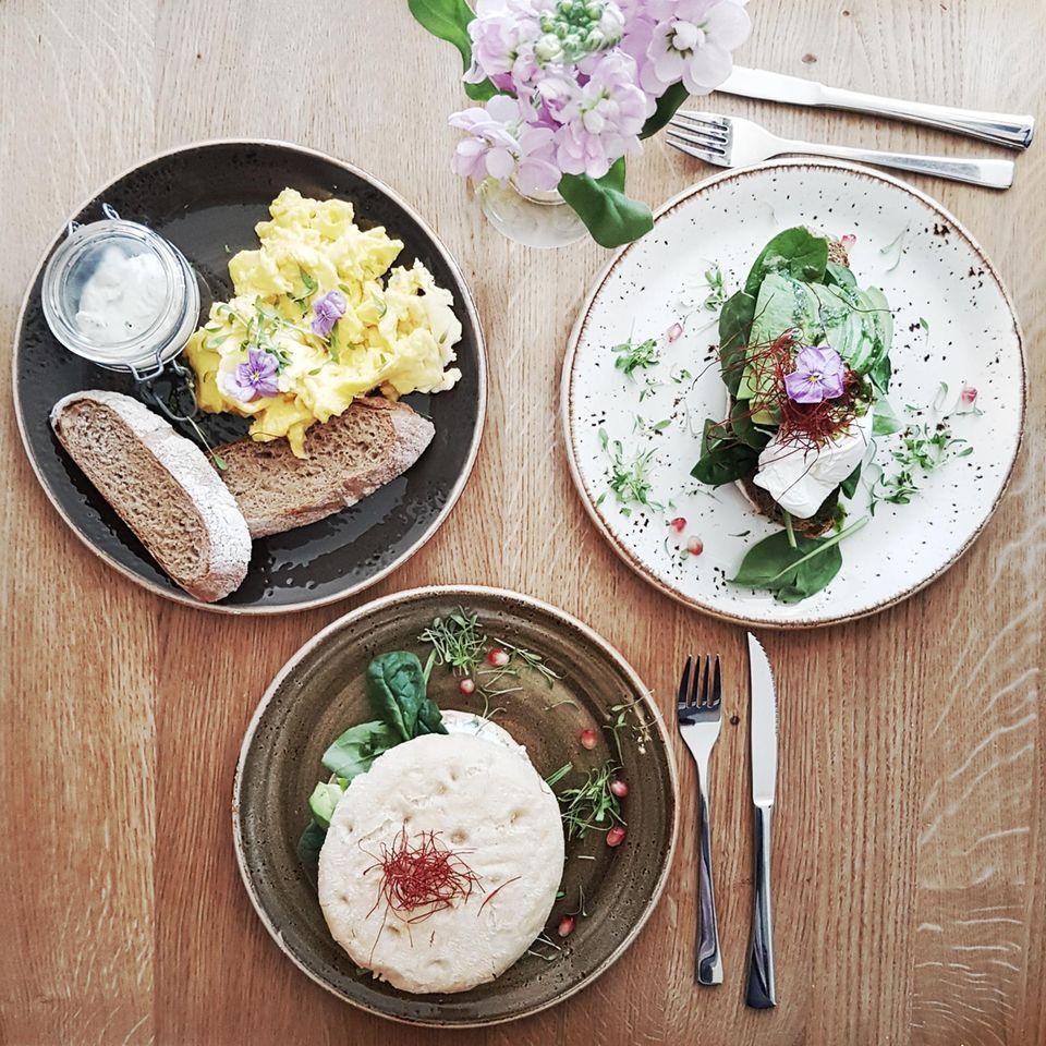 Food-Fotografie mit Apps nachbearbeitet