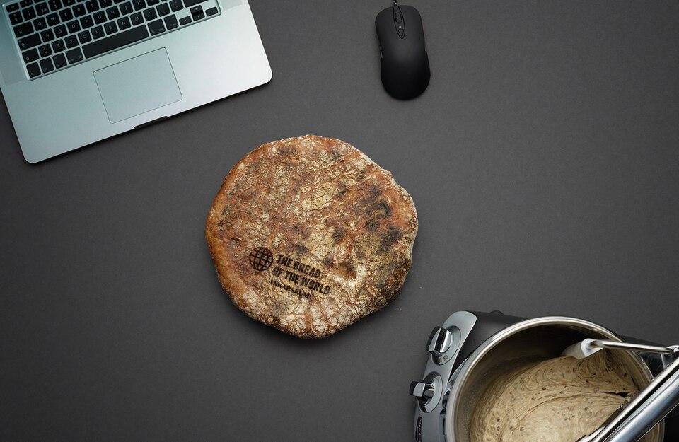 Das  Bread of the World wurde vom Computer errechnet
