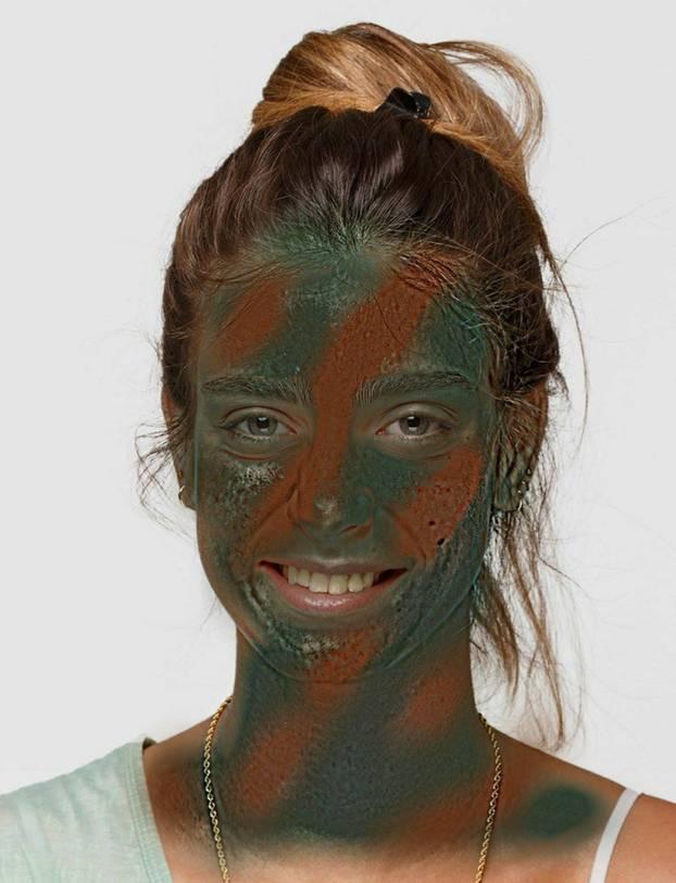 So würden uns Männer schminken