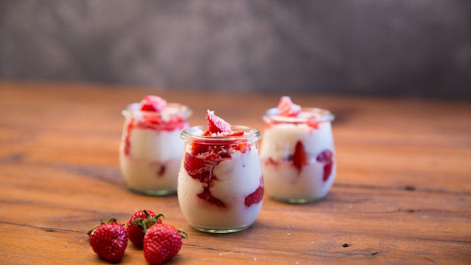 Erdbeersaison 2021: Wann beginnt die Erdbeerzeit?