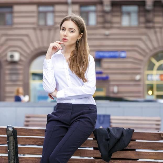 Bewerbungsgesprach Die Passenden Outfits Zum Nachstylen Brigitte De