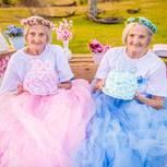 Zuckersüß: Diese 100-jährigen Zwillinge lassen uns dahinschmelzen