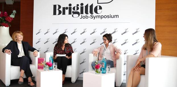 Brigitte-Jobs-Symposium 2017: Podiumsdiskussion