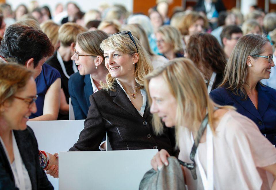 BRIGITTE-Job-Symposium: In den Workshops