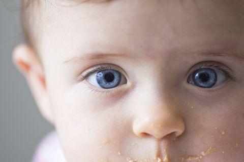 Baby, Augen, Augenfarbe