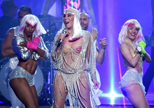 Cher bei den Billboard Awards
