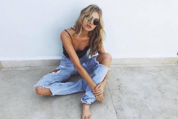 Elsa Hosk auf Instagram