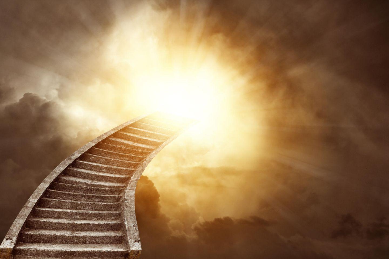 Leben nach dem Tod: Das passiert, während wir sterben