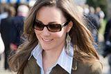 Kate Middleton zeigt ihren Look im Jahr 2007