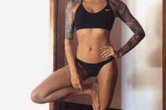 Stars im Bikini: Sophia Thomalla