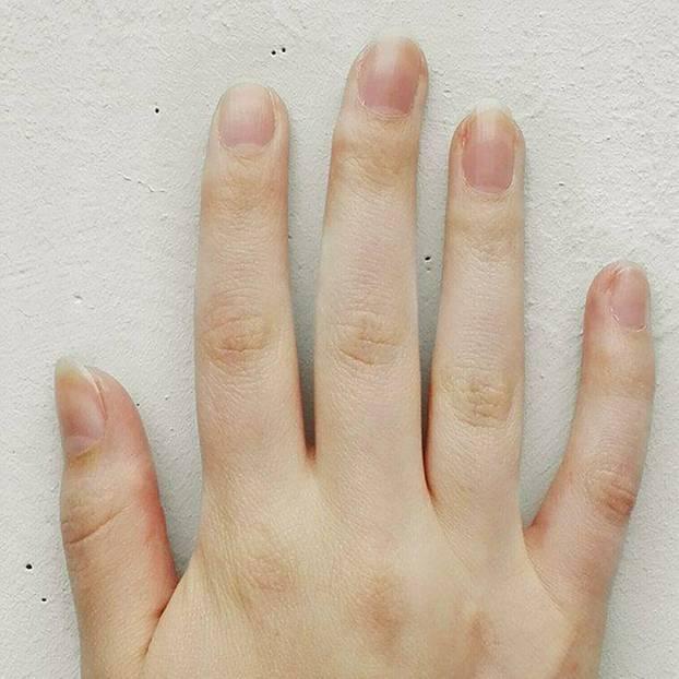 Lunula Was Der Halbmond Auf Dem Fingernagel Bedeutet Brigitte De