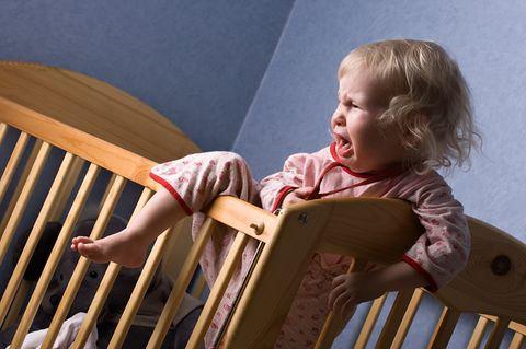 Jedes Kind kann schlafen lernen? Von wegen!