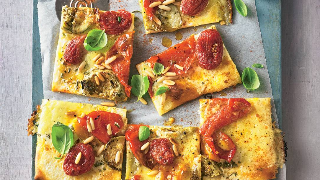 Pizza mal anders - kreative Rezepte