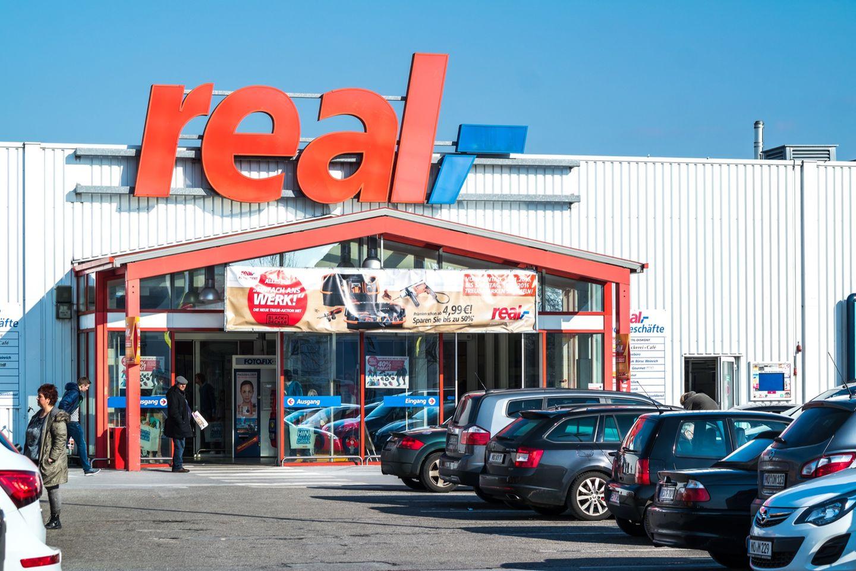 Schock im Supermarkt: Kameras analysieren bei Real die Gesichter der Kunden