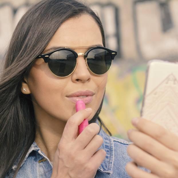 Vergiftungsgefahr! Lippenpflege mit Blei