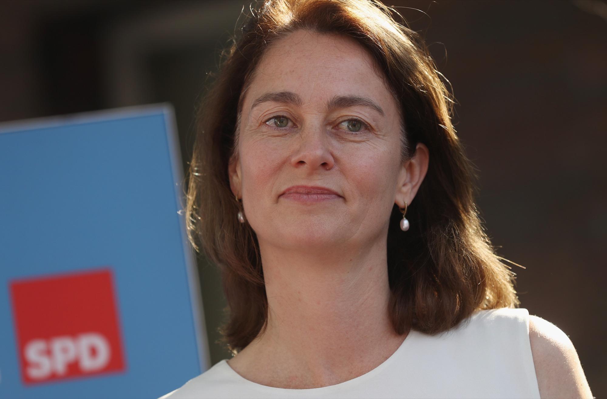 Katarina barley wie tickt die neue familienministerin for Www brigitte de