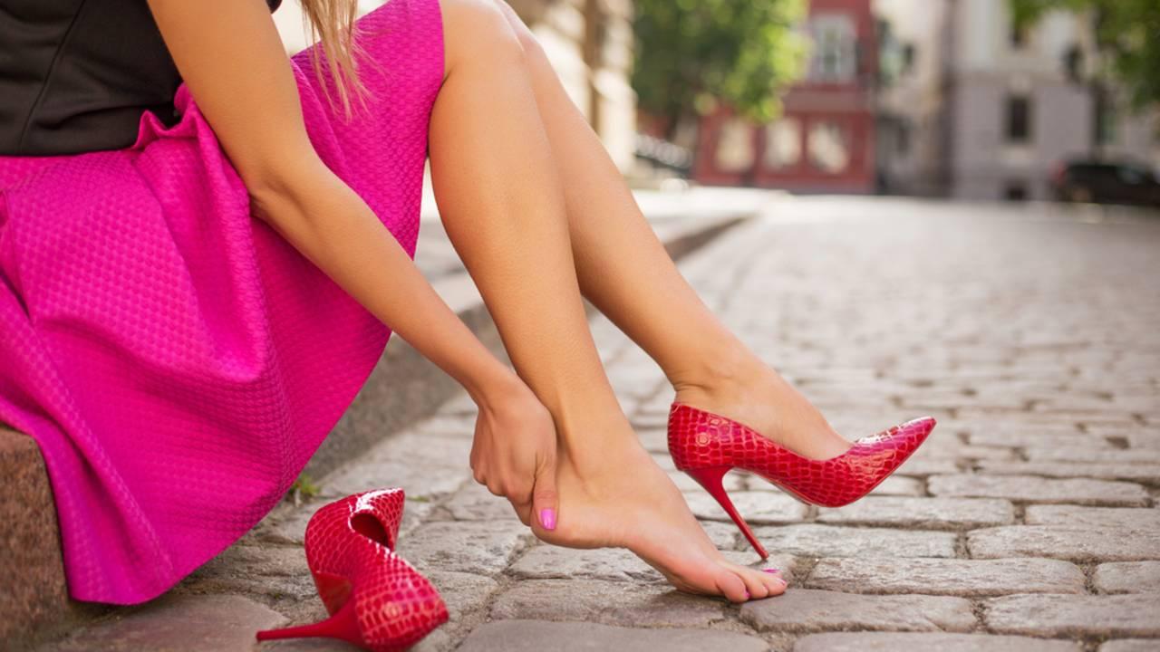 Beliebt Schuhe weiten: Mit diesem Trick klappt's! | BRIGITTE.de IM81
