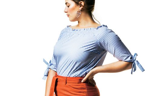 Grand Dame: Plus Size Clothing in knalligen Farben