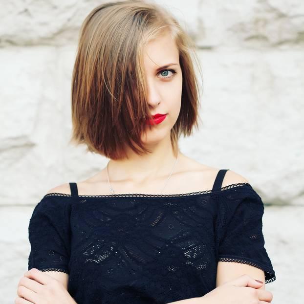 Volumen für feines Haar