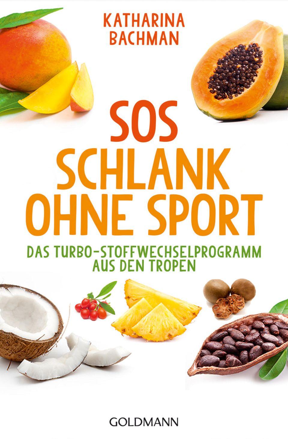 Cover Schlank ohne Sport