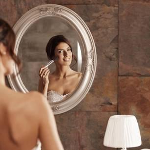 Hochzeits-Make-up selber schminken: So geht's