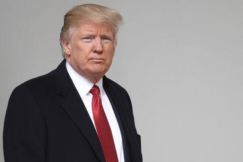 Riesen-Ärger für Donald Trump - kostet ihn dieser Skandal jetzt das Amt?