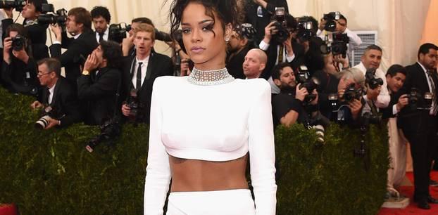 Rihanna soll in den letzten Monaten ordentlich zugelegt haben