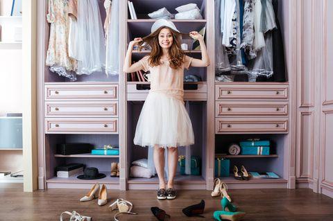 Schöne flache Schuhe für Hochzeitsgäste